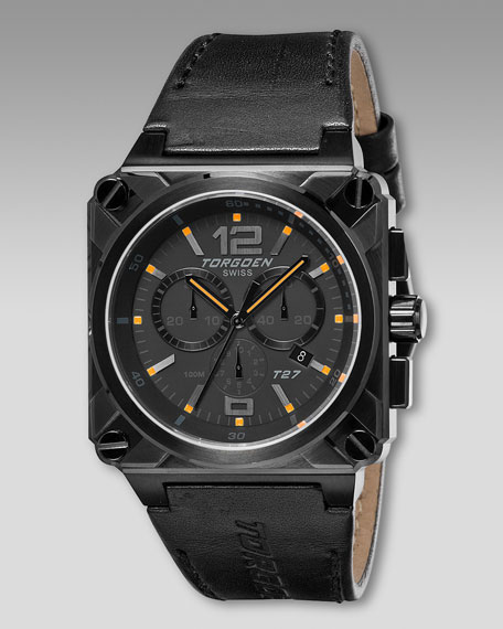 T27 Square Watch