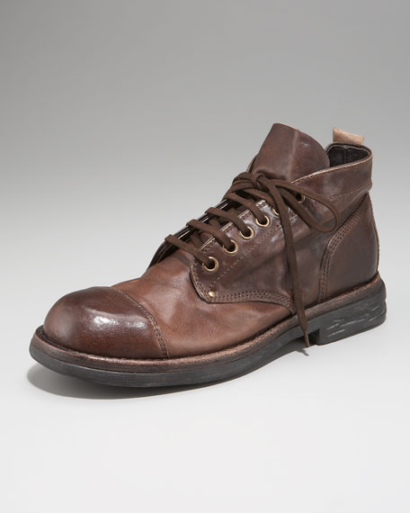 Zola Cap-Toe Boot