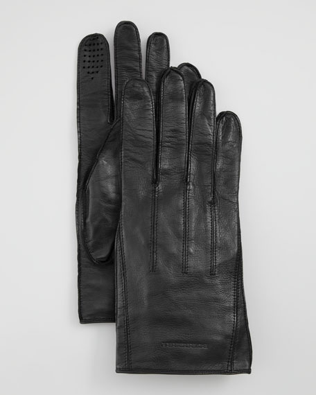 Touch-Screen Leather Glove