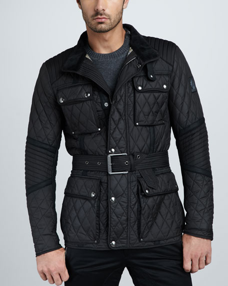 Stourbridge Quilted Puffer Jacket