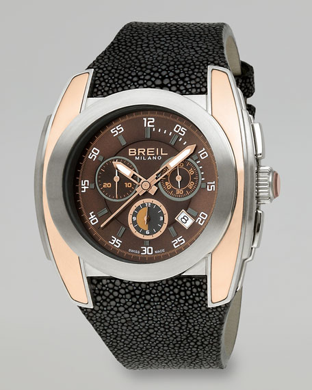Stingray-Strap Mediterraneo Watch