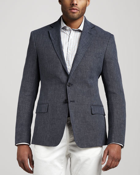 Lexington Linen Sport Coat