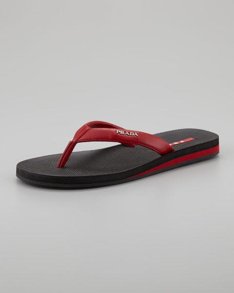 Flip-Flop in a Bag, Red