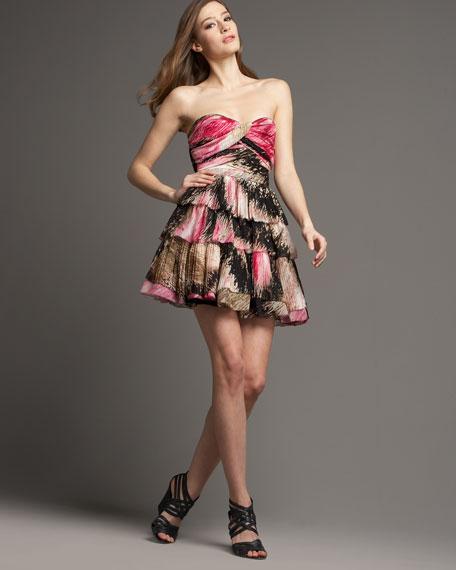 Silk Brighton Dress