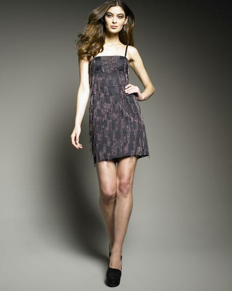 Fringed Aberle Dress