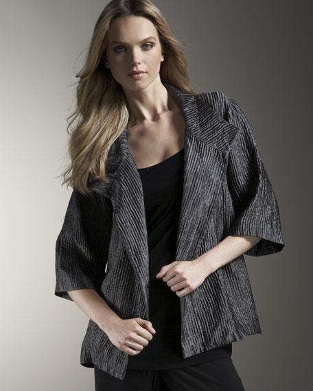 Groove Silk Jacket
