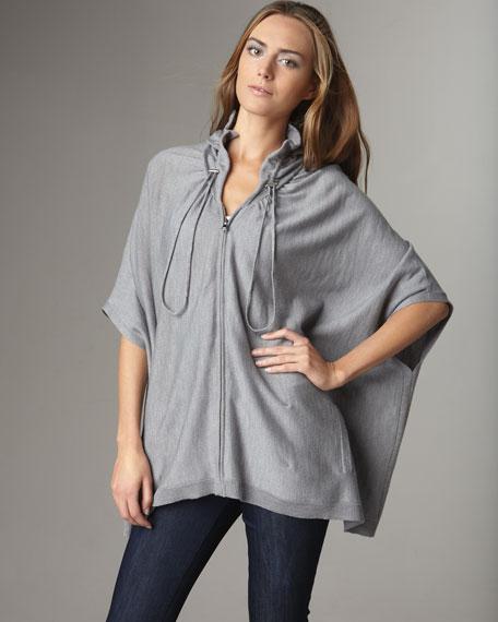 Carolann Sweater Poncho