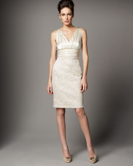 Sparkle Combo Dress