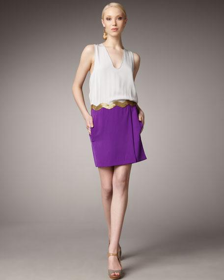 Komotini Embellished Dress