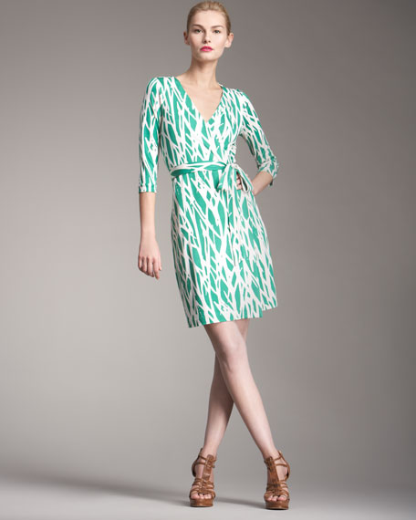New Julian Wrap Dress