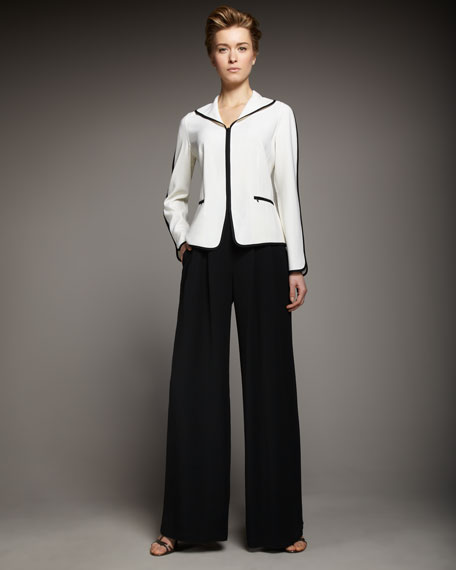 Ludlow Pants, Black