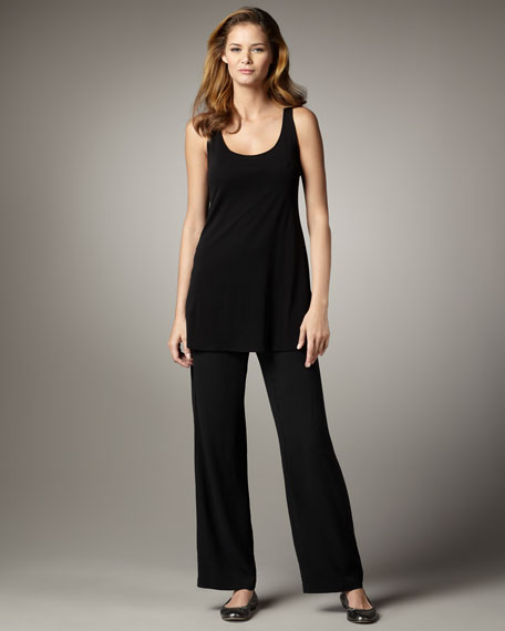 Classic Georgette Pants