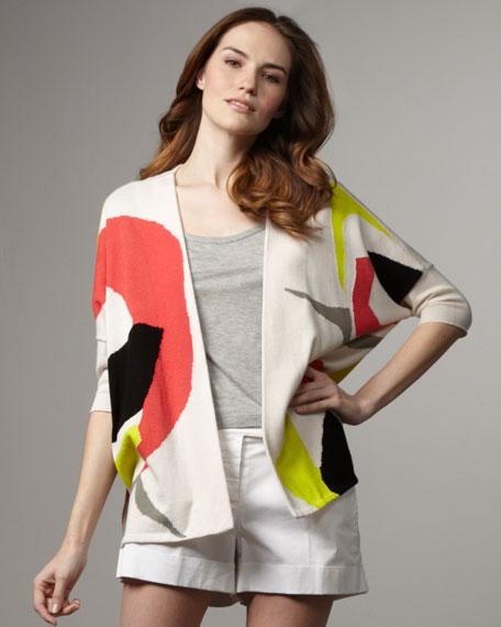Bleyna Intarsia Sweater