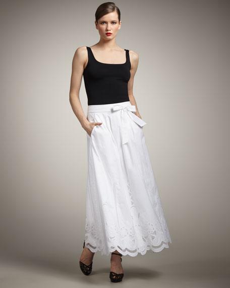 Fiona Cutout Skirt