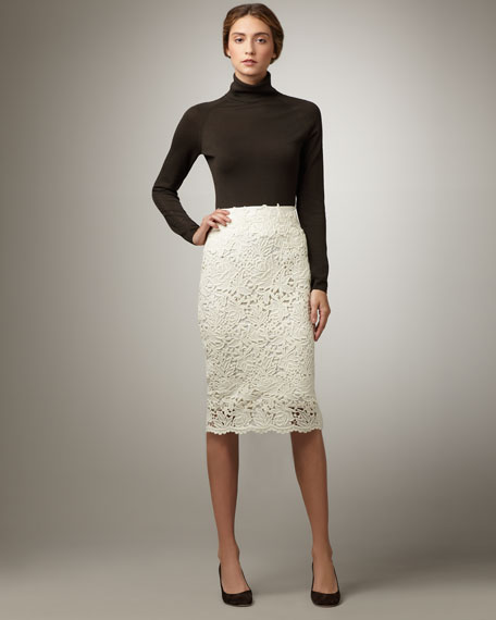 Bennet Cutout Skirt