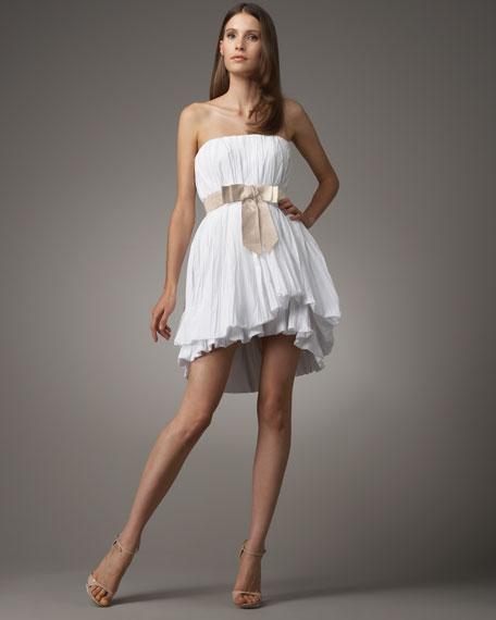 Bridgitte Puff Dress