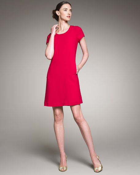gail shift dress