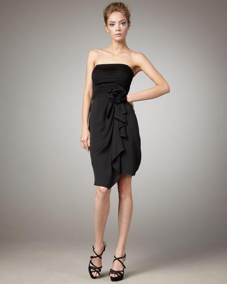 Juliet Rosette Dress