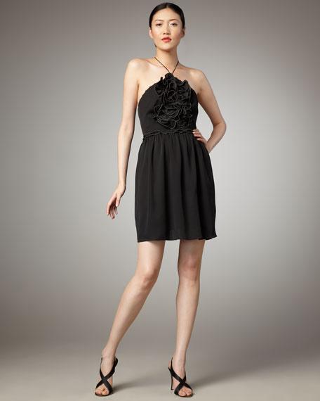 Rosa Applique Dress