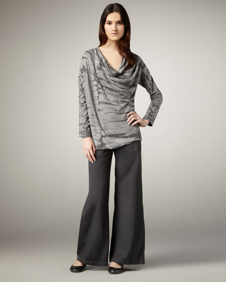 Bedford Wide-Leg Pants