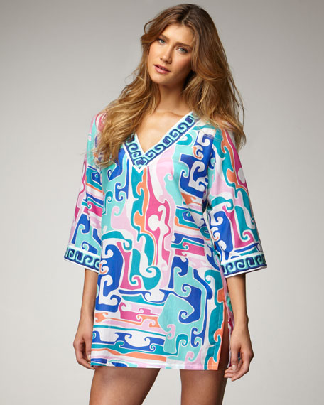 Mirage Tunic Coverup