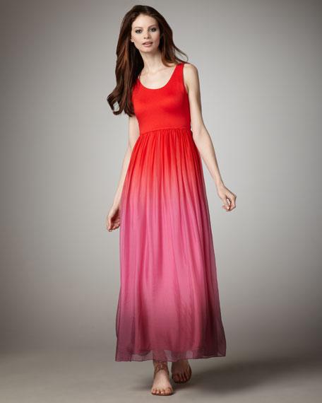 Claire Ombre Tank Maxi Dress