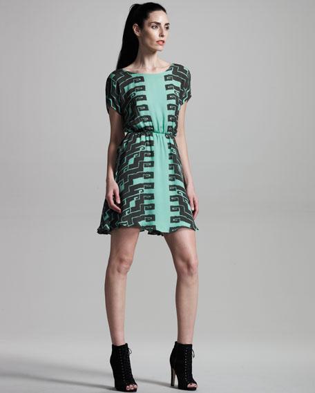 Numa Silk Dress