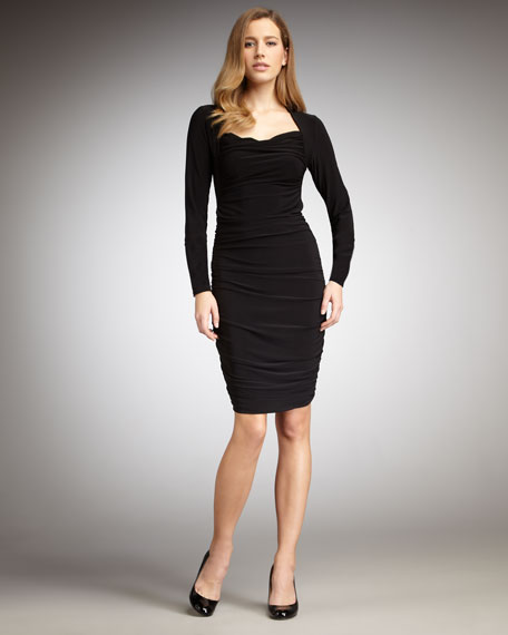 Patty Ruched Dress
