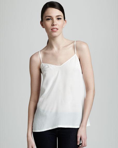 Loose Silk Camisole