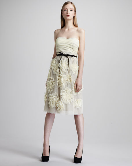 Brittany Tiered Floral Dress