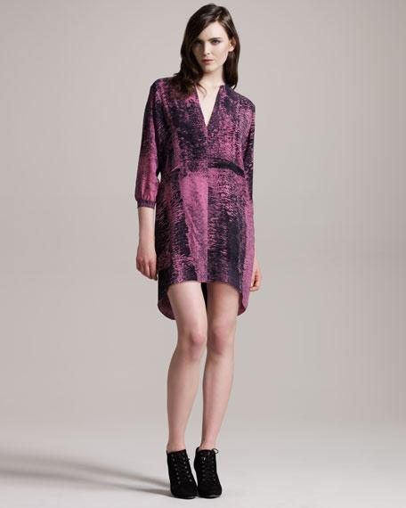 Arco Asymmetric Dress