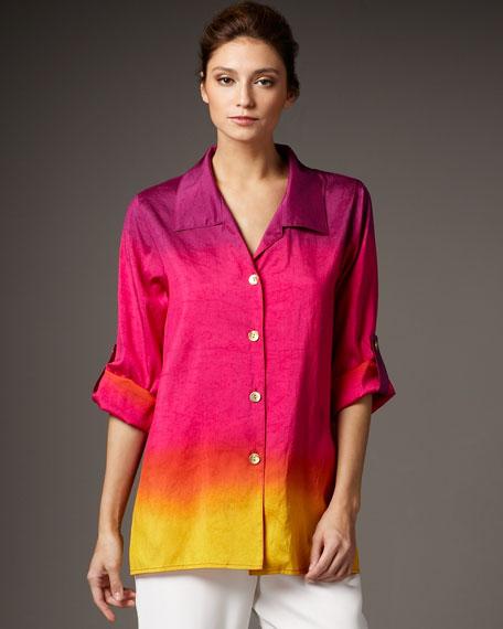 Ombre Shirt, Women's