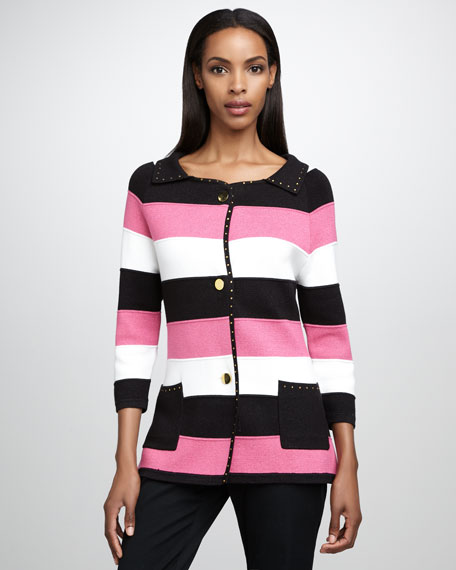 Women's Carnivale Striped Jacket