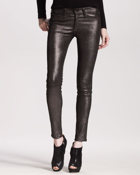The Skinny, Anthracite Leather