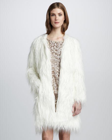 Petra Faux-Fur Coat