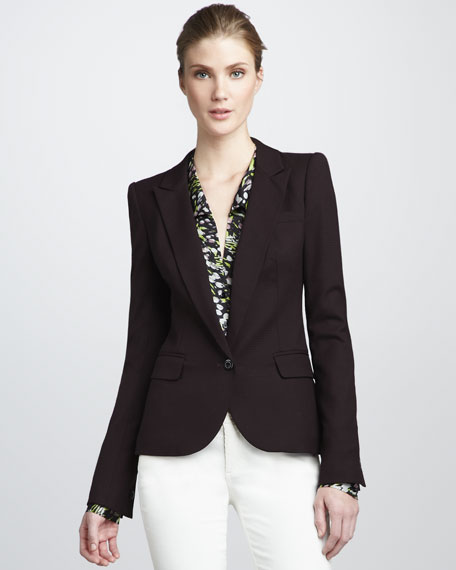 Hanne Deep-Front Jacket