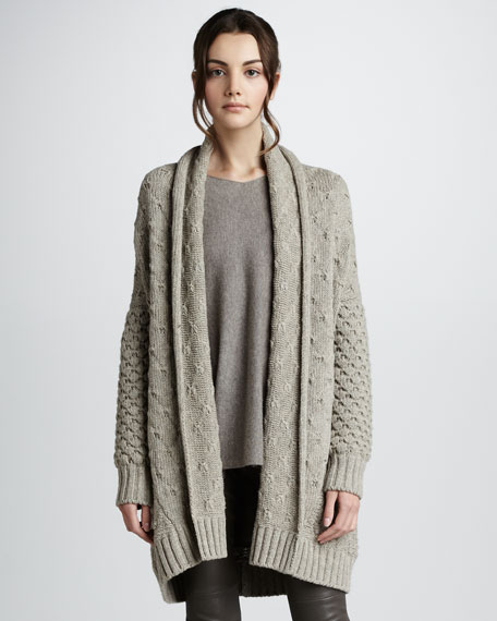 Textured Carcoat