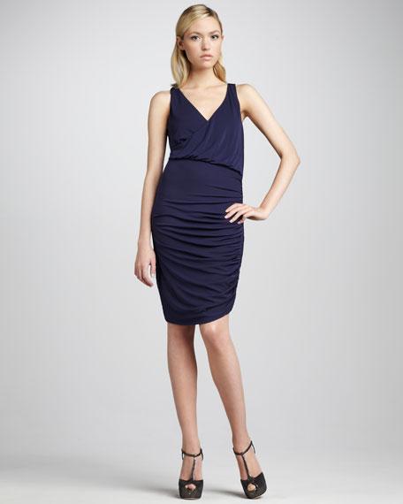 Blouson-Top Dress
