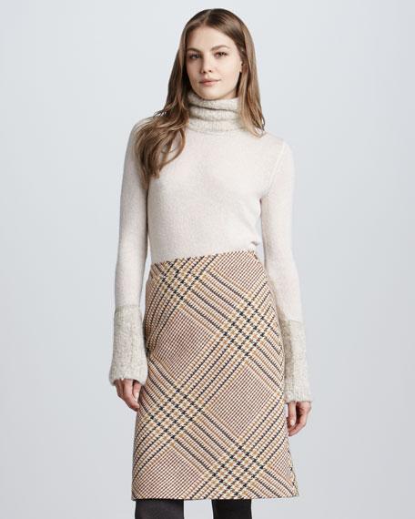 Jasmine Plaid Skirt
