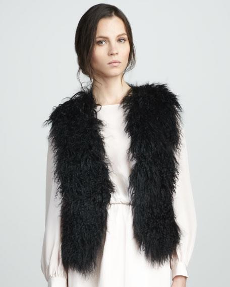 Roy Fur Vest