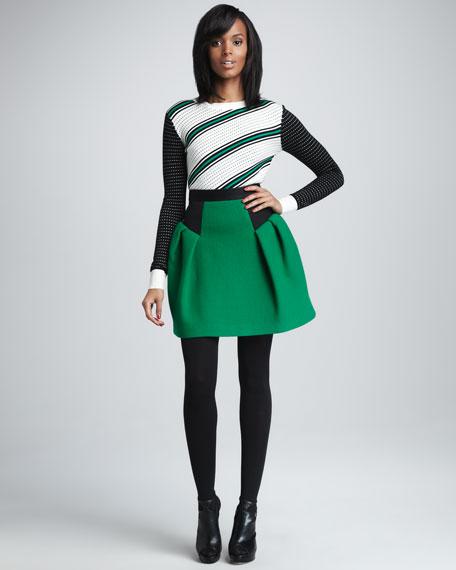 Raquelle Flared Skirt