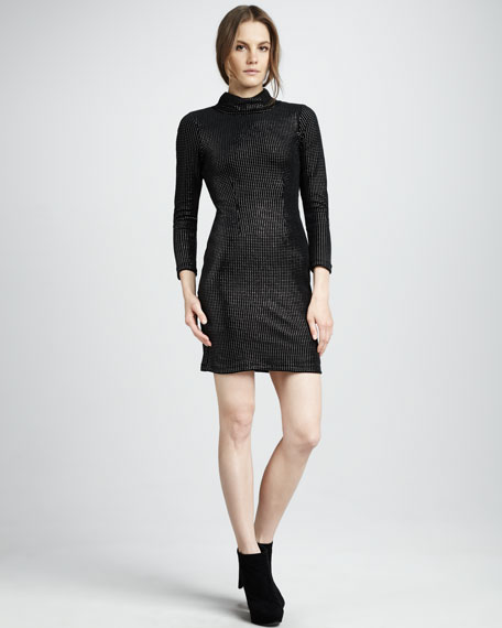 Natalia Fitted Dress
