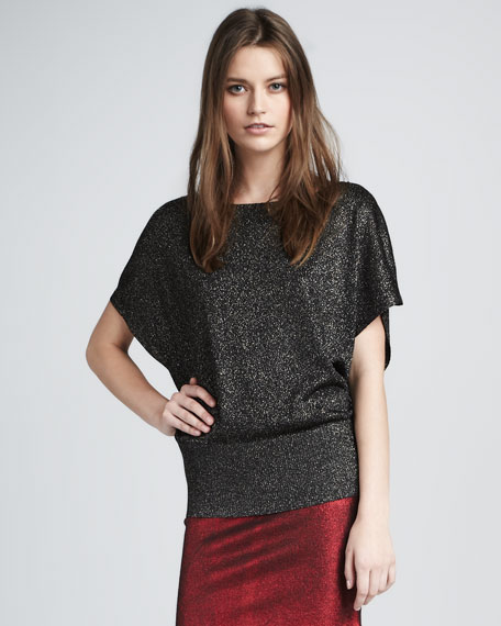 Celie Sparkly Pullover