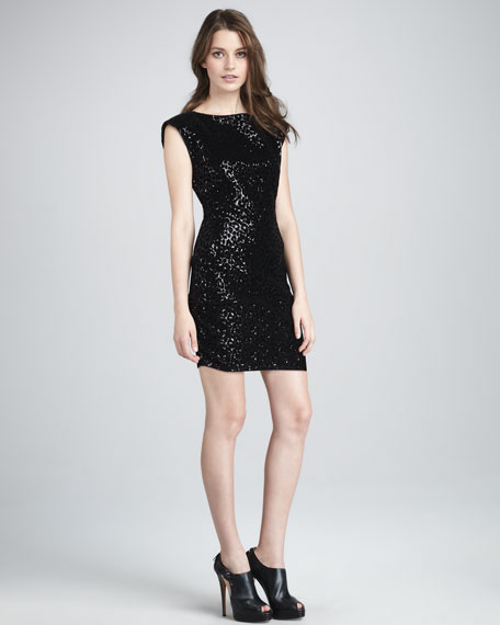 Frankie Sequined Minidress