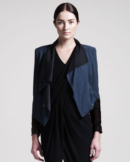 Perma Jacquard Jacket