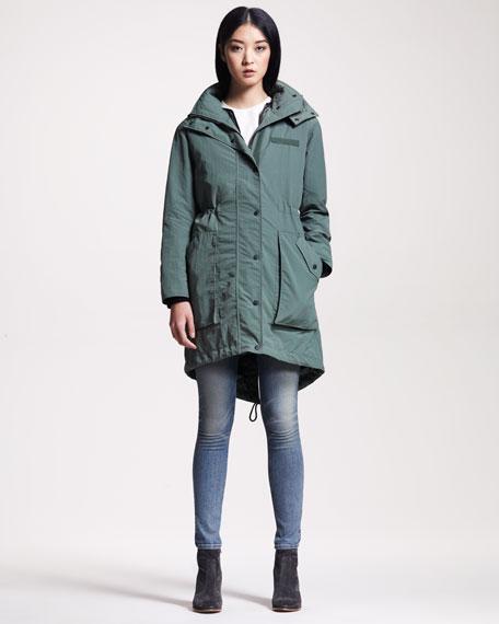 Wynn Anorak Coat