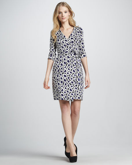 New Julian Two Leopard-Print Dress