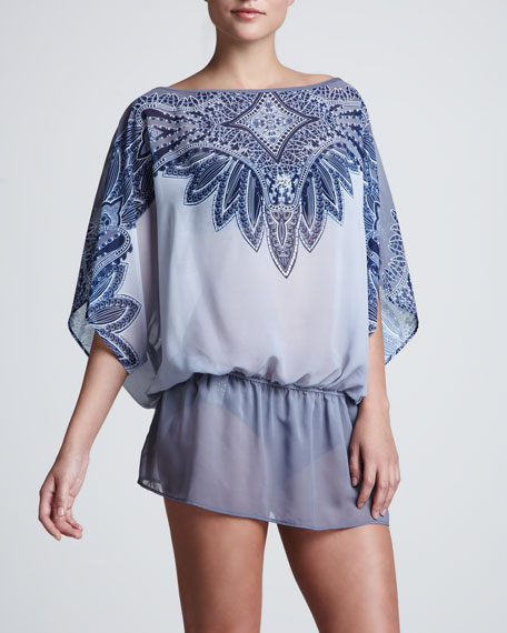 Featherweight Tunic Coverup