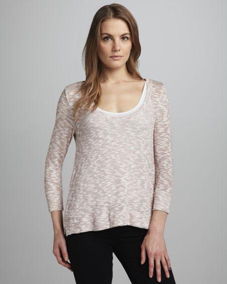 Rodney Slub Knit Sweater