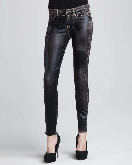 Legacy Faded Skinny Jeans